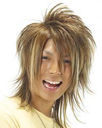 ギャル 男 髪型